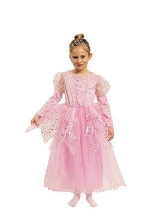 Karnevalskostüm Prinzessin in Pink