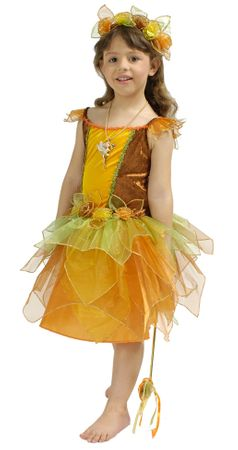 Elfe Luna Kleid für den Karneval