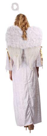 Faschingskostüm Engelchen Kleid – Bild 4