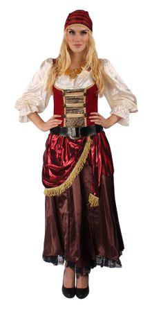 Esperanza Kleid für den Karneval oder Fasching – Bild 1