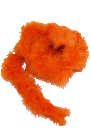 Marabufedern 2 mtr. Lang in verschiedenen Farben – Bild 10