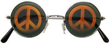 Hologramm Peace Brille