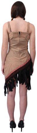 Indianerkostüm Squaw Kostüm für Damen – Bild 5