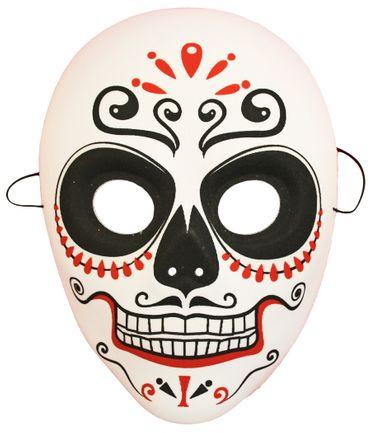 Halloween Maske | Los Muertos-Maske