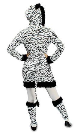 Karnevals-Kleid Zebra – Bild 2