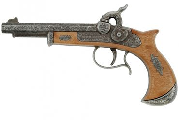"Piraten-Pistole / Colt ""DERRINGER"" 1er Schuss"