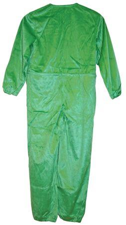 Overall grün für Frosch-Kostüm für Kinder – Bild 2