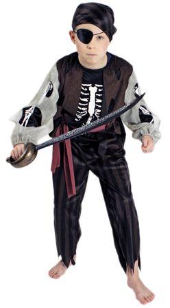 Geister-Pirat / Halloween-Kostüm – Bild 3