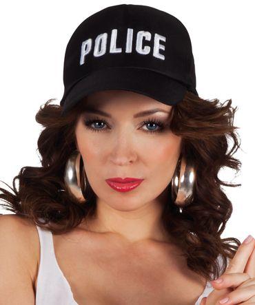 Basball-Cap-Police / Polizei-Kappe