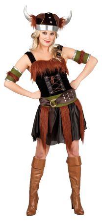 Wikingerin-Kostüm – Bild 1