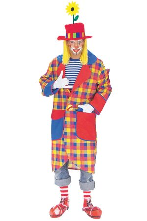 Clown-Mantel / Clown-Kostüm – Bild 1