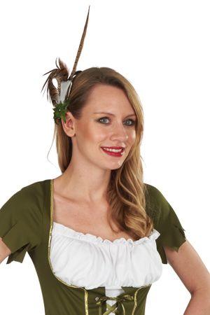 Maid Marian-Kleid | Königin der Diebe Kleid | Robin Hood Kostüm Damen – Bild 2