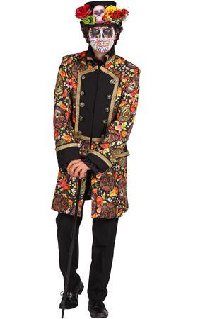 Los-Muertos-Kostüm / Tag-der-Toten-Jackett – Bild 1