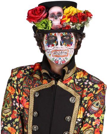 Los-Muertos-Kostüm / Tag-der-Toten-Jackett – Bild 2