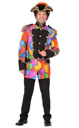 Luftballon-Jacke / Ballon-Sakko / Garde-Uniform – Bild 1