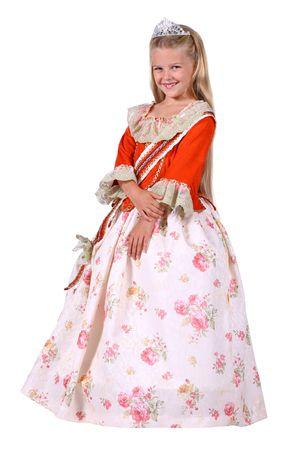 Rokoko-Kleid / Prinzessinnen-Kleid 2tlg. – Bild 2