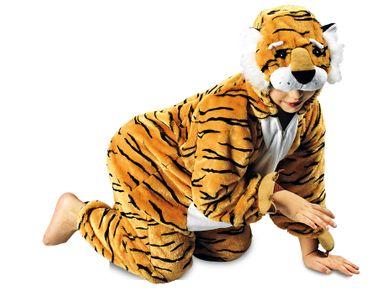 Tiger-Overall / Tiger-Kostüm-Plüsch – Bild 2