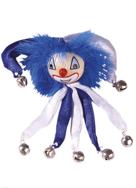 Clown-Anstecker / Clown-Brosche – Bild 2