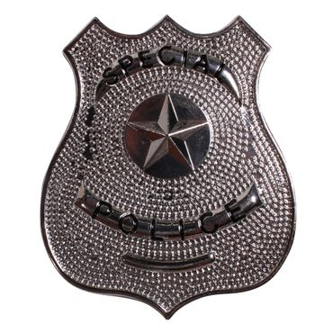 Metall-Abzeichen Special-Police
