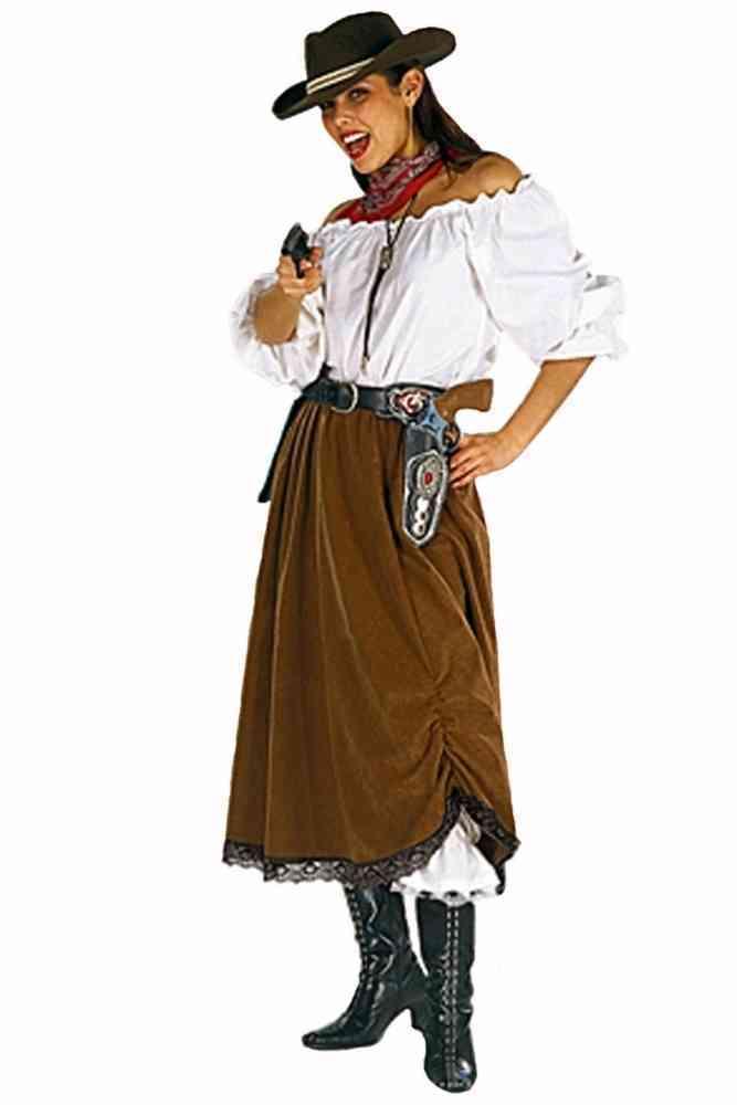Fasching kostume damen western