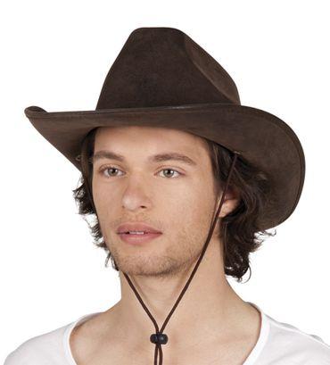 Cowboy-Hut braun