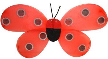 Marienkäfer Flügel für Karneval oder Fasching