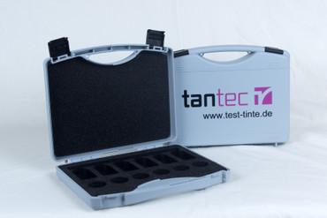 Tantec Leerkoffer für Testtinten – Bild 1