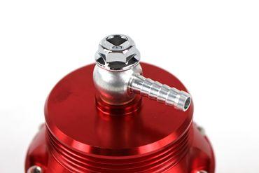 Universal Blowoff Ventil Typ8 50mm - Rot – Bild 3
