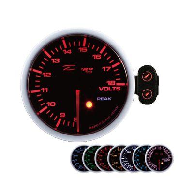Depo Racing 60mm Volt-Anzeige (PK-Serie)