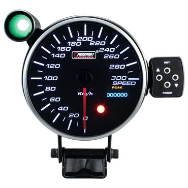 Prosport 115mm Geschwindigkeit-Anzeige – Bild 1