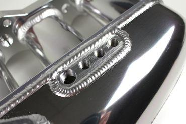 high-flow 90mm Ansaugbrücken Set für Nissan Skyline R32 R33 R34 RB25DET – Bild 6