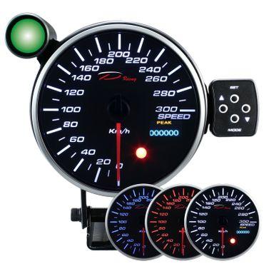 D-Racing 115mm Geschwindigkeit-Anzeige