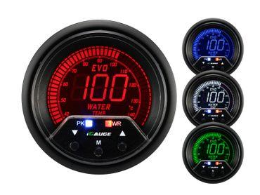 iGauge EVO Premium 60mm Wassertemperatur-Anzeige