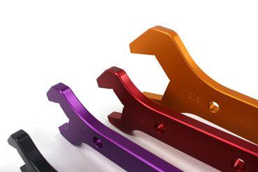 DASH-Maulschlüssel Set (für Alu-Fittinge) – Bild 2