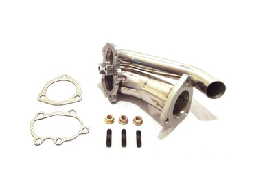 "2,5"" Turboknie für Nissan S14 SR20DET (Typ4 - screamper pipe)"