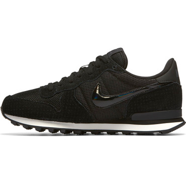 Nike Air Internationalist Retro-Running Sneakers für Damen | schwarz