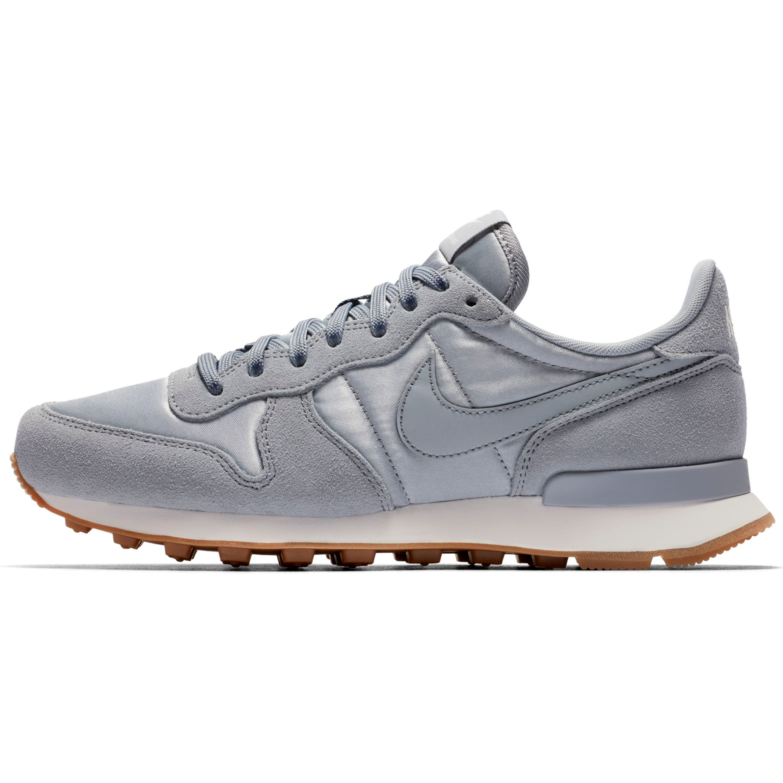 Nike Air Internationalist für Damen | grau