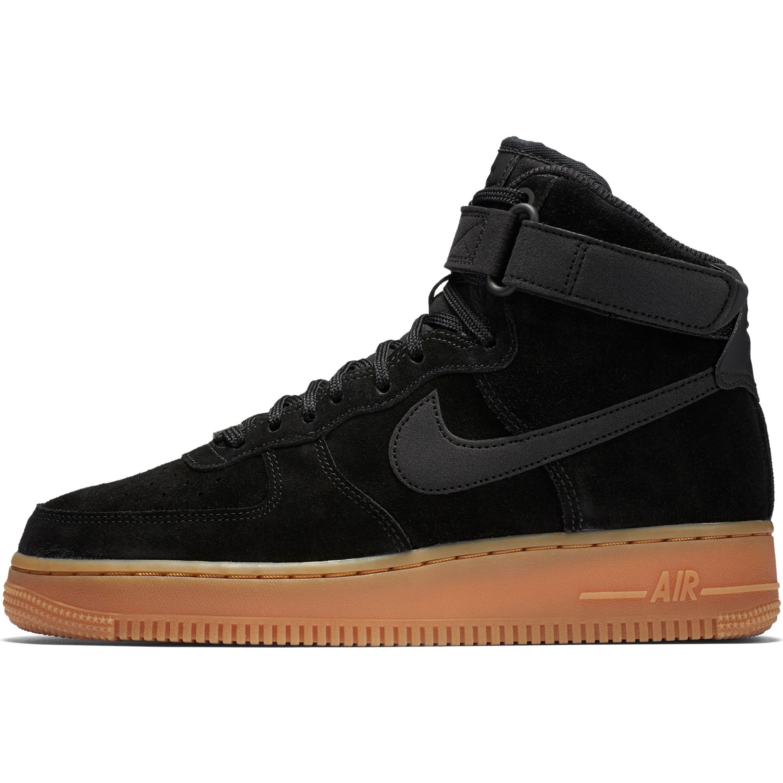 Activo Pantera puerta  Nike Air Force 1 Hi SE Hi-Sneakers für Damen in schwarz   Footworx Online  Store - sneakers & casual streetwear