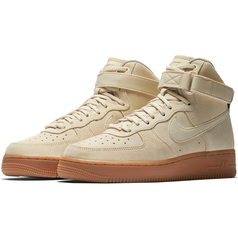 1c6411414581c Nike Air Force 1 Hi SE Hi-Sneakers für Damen cremefarben 100 MUSLIN/MUSLIN