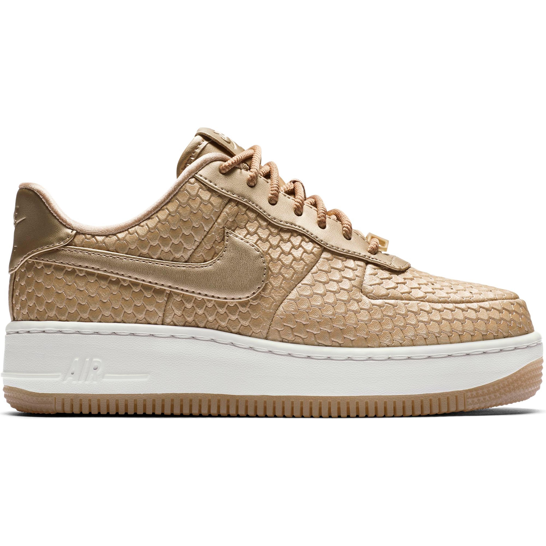 Premium Upstep In Force Gold 1 Freizeit Damen Sneakers Für