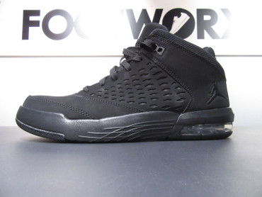 Nike Jordan Flight Origin 4 Hi-Sneakers für Herren in schwarz