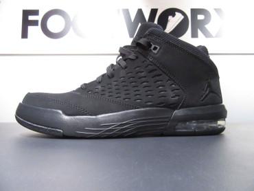 Nike Jordan Flight Origin 4 Hi-Sneakers für Herren in schwarz