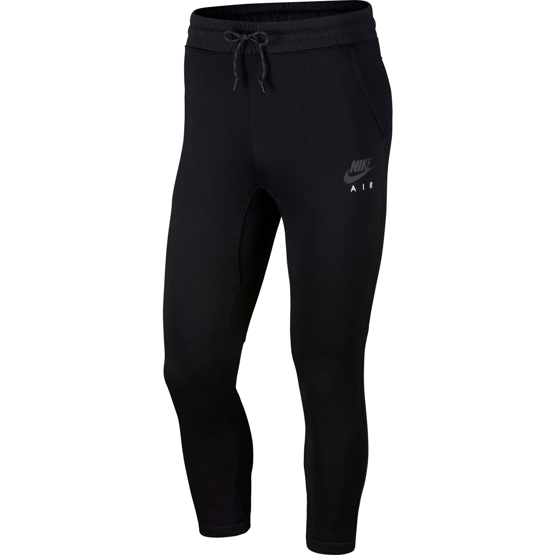 new york low price sale pretty cool Nike Sportswear Pants Fleece AIR Hose für Herren in schwarz