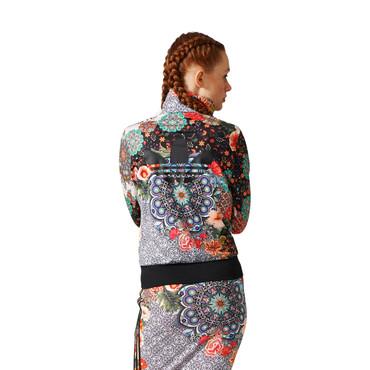 Adidas Jardim Agharta Originals Jacke für Damen | multicolor