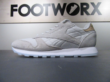 Reebok CL Leather Sea-Worn Retro & Vintage Sneakers für Damen in weiss