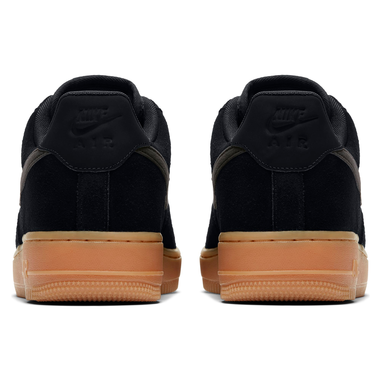 Nike Air Force 1 07 Lv8 Suede Freizeitschuhe Herren Beige