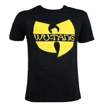 Ampliefied Mens Tee - Wu Tang - für Herren in schwarz-gelb