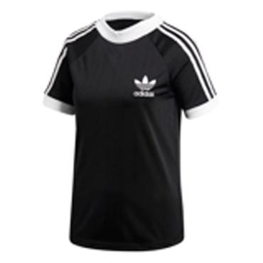 Adidas Styling Complements Football T-Shirt für Damen | schwarz