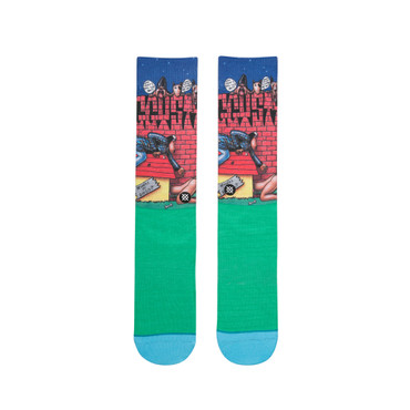 Stance Anthem Snoop Dogg | DOGGY STYLE - Socken Unisex (Green)