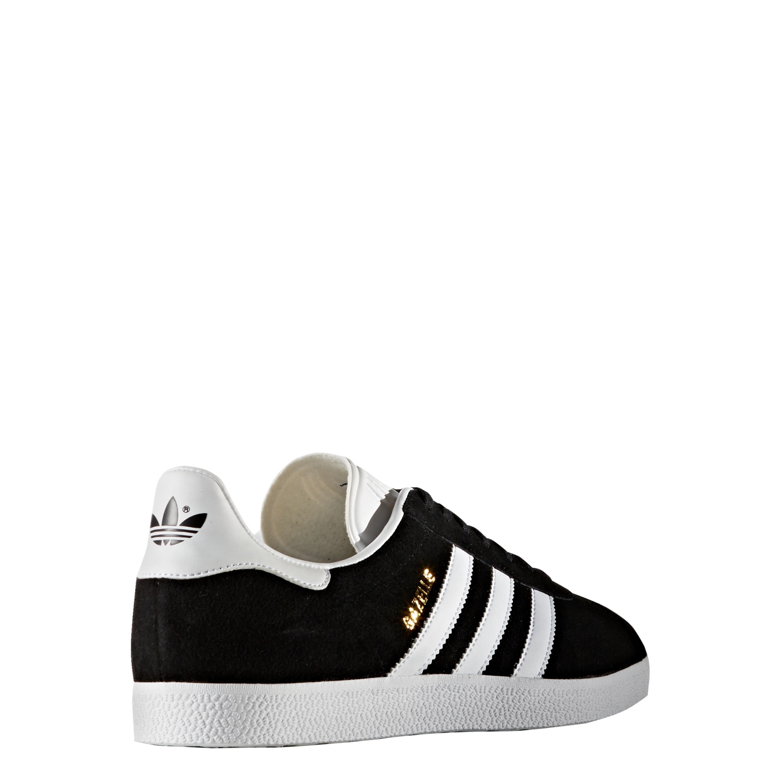 Adidas Gazelle Retro & Vintage Sneakers für Herren | schwarz weiss